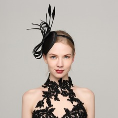 Ladies' Fashion Cambric/Feather With Feather Fascinators