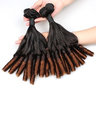 5A Virgin/remy Loose Wavy Mid-Length Long Human Hair Hair Weaves/Weft Hair Extensions (Sold in a single piece) 100g