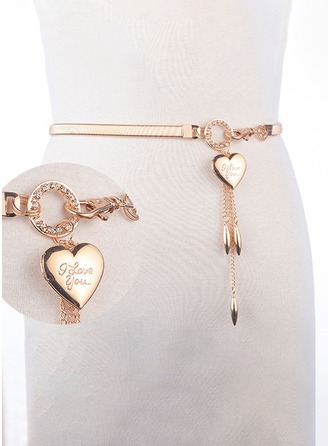 Elegant/Gorgeous Metal/Alloy Belt With Alloy