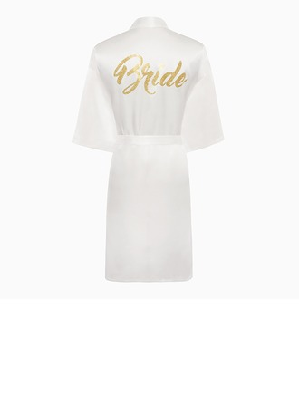 Bride Gifts - Sexy Beautiful Charmeuse Robe