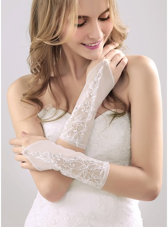 Nylon Bridal Gloves