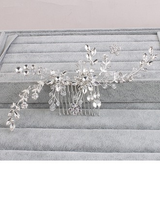 Gorgeous Alloy Combs & Barrettes (Sold in single piece)