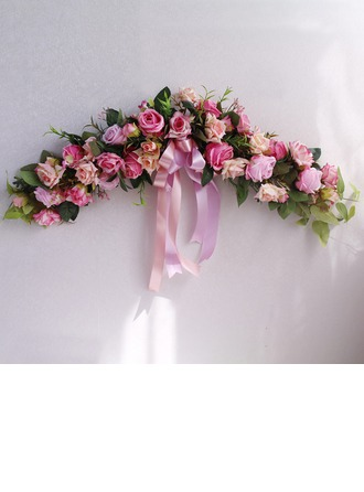 "Flower Design Artifical Flower/""Beautiful Flower"" Silk Flower Artificial Flowers"