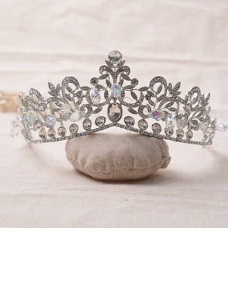 Beautiful/Classic Rhinestone/Alloy Tiaras