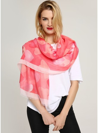 Retro/Vintage Light Weight/Oversized Cotton Scarf