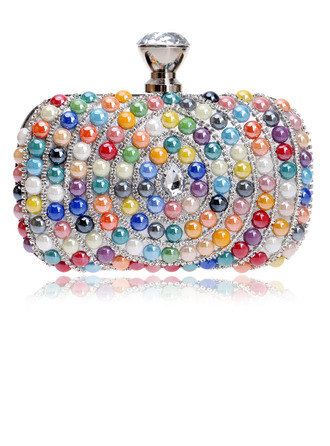 Elegant/Unique/Refined/Colorful Plastic Clutches/Evening Bags