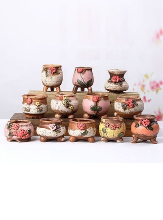 Novelty Ceramic Table Vases