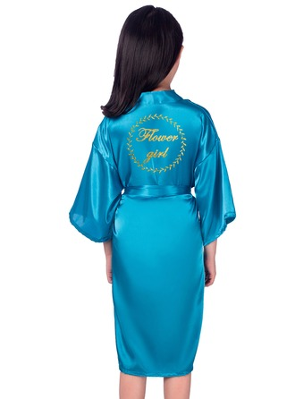 Personalized Polyester With Knee-Length
