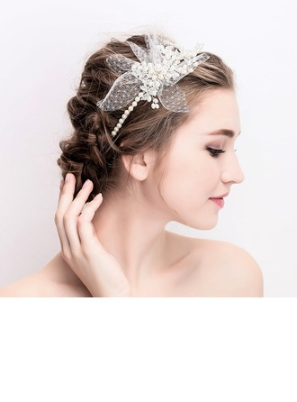 Ladies Magnificent Rhinestone/Alloy Tiaras