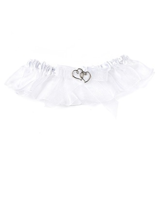 Simplicity Organza With Charm Wedding Garter Skirt