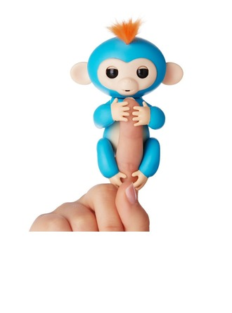 Mini Finger-tip Monkey Smart Electric Touch Motion Monkey Jouets pour enfants Acrylique/Polyester