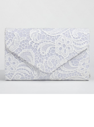 Elegant Lace Clutches