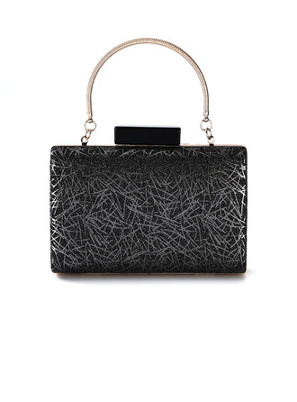 Elegant/Classical/Refined/Commuting bag Polyester Clutches