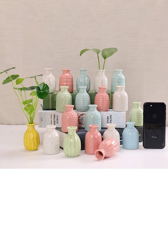 Contemporary Ceramic Table Vases