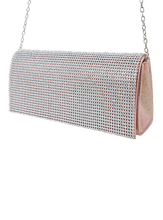 Elegant/Gorgeous/Shining Polyester Clutches/Wristlets/Evening Bags