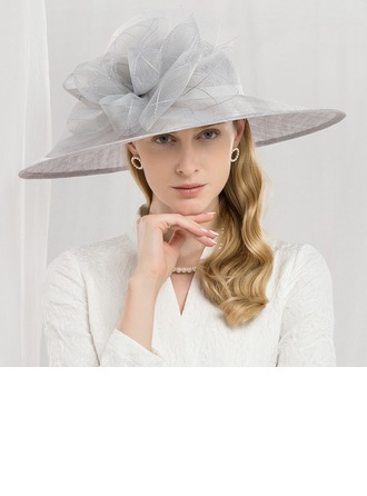 Ladies' Fashion/High Quality/Romantic/Vintage Cambric Fascinators/Kentucky Derby Hats/Tea Party Hats