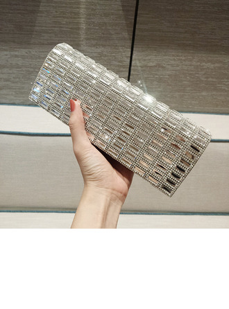 Elegant/Gorgeous/Shining/Refined PU Clutches/Evening Bags