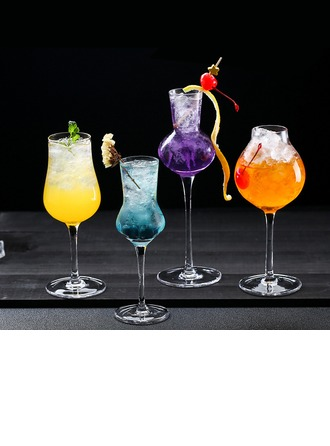 Modern Fashion Glass Cocktail Glasses