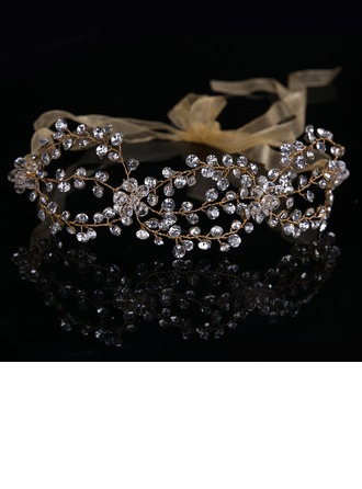 Filles Glamour Strass/Alliage Bandeaux