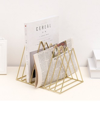 Simple Iron Magazine Racks