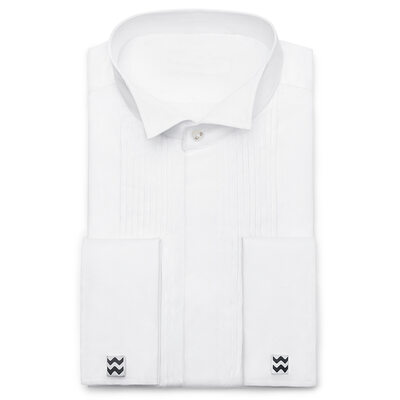 Formal Wingtip Collar Dress Shirts