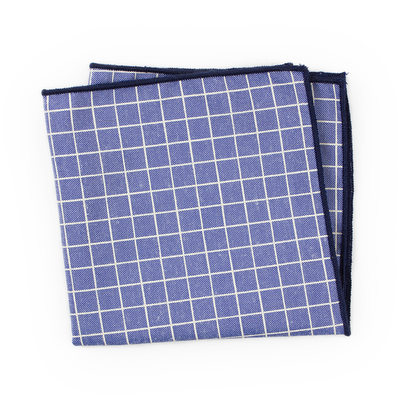 Modern Cotton Pocket Square