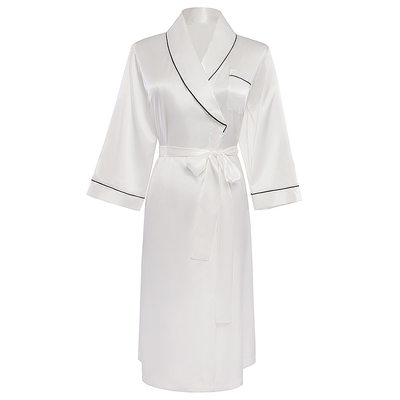 Bride Gifts - Beautiful Elegant Silk Robe