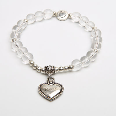 Bridesmaid Gifts - Personalized Beautiful Alloy Crystal Bracelet