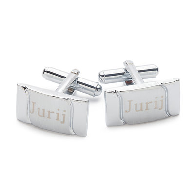 Groomsmen Gifts - Personalized Elegant Zinc alloy Cufflinks
