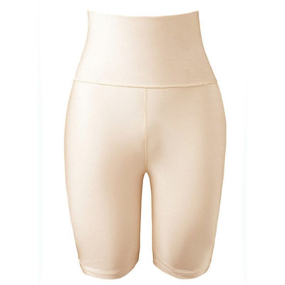 Women Classic/Casual Chinlon/dacron High Waist Shorts Shapewear