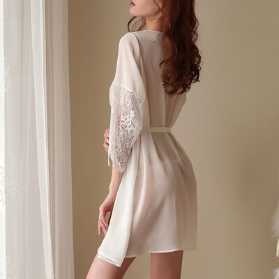 Bridal/Feminine Charming Chinlon Sleepwear/Slips