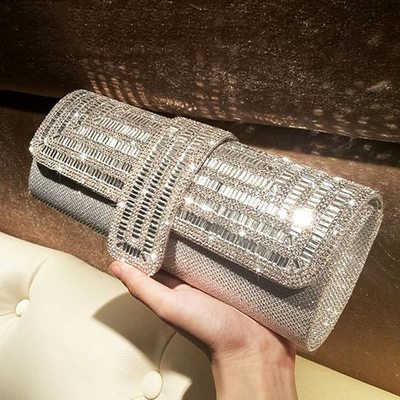 Shining Crystal/ Rhinestone Clutches