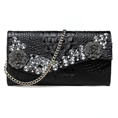 Elegant/Delicate Second Cowhide Clutches/Evening Bags