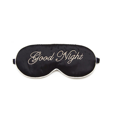 Bride Gifts - Lovely Simple Eye-catching Silk Eye Mask