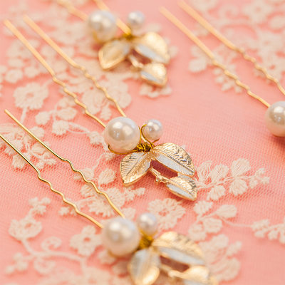 Bridesmaid Gifts - Classic Fashion Alloy Imitation Pearls Jewelry