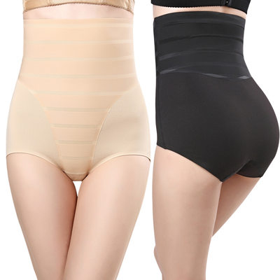 Sexy Chinlon / Nylon Puste / Butt Lift High Waist Panty Shapers Shapewear for kvinner