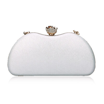 Elegant/Unique/Charming/Vintga PU Top Handle Bags/Evening Bags