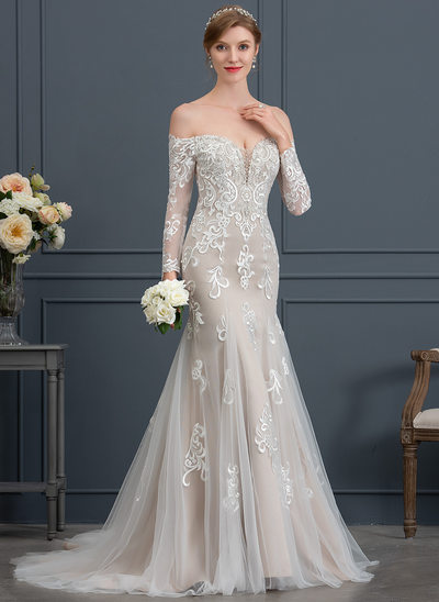 Mermaid Style Wedding Dress.Mermaid Wedding Dresses Gowns Jj S House