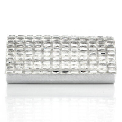 Elegant/Charming/Shining/Attractive Silk/Crystal/ Rhinestone Clutches/Evening Bags