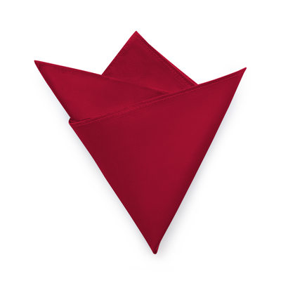 JJ'sHouse Satin Pocket Square
