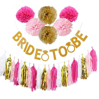 Bride Presenter - Mode Polyester Foto Booth Prop