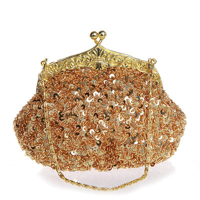 Elegant Sequin Clutches/Wristlets/Bridal Purse