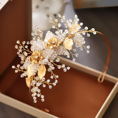 Ladies/Kids Beautiful Crystal/Rhinestone Tiaras/Combs & Barrettes With Rhinestone/Imitation Crystal (Sold in single piece)