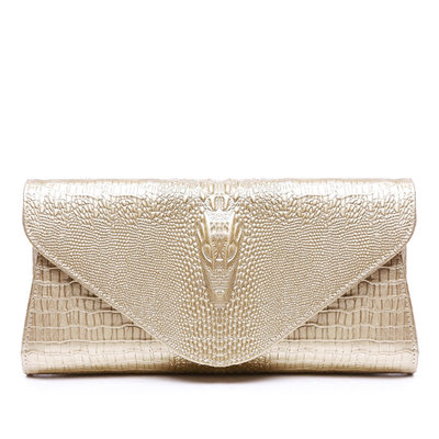 Unique Genuine leather Clutches