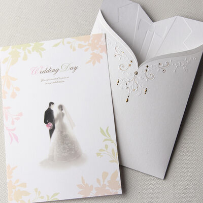 Personalized Flat Card Invitation Cards