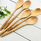 Classic Plus Size Personalized Wooden Spoons (Set of 5)