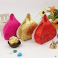 Classic Heart-shaped Card Paper Favor Boxes (Set of 12)