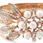 Magnificent Pearl/Gold Plated Ladies' Bracelets